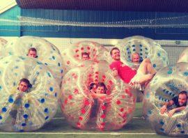 Bubbleball en de Bijlmerbajes
