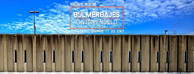 Escape Room Bijlmerbajes