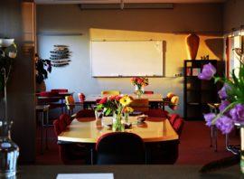 Vergader- of trainingsruimte tot 30 personen