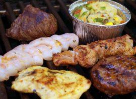 BBQ in de Bijlmerbajes