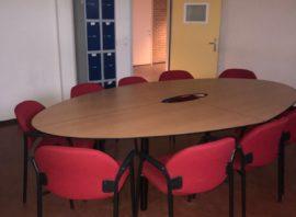Boardroom: vergaderruimte in Bijlmerbajes tot 12 personen