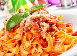 Italiaans genieten in de Bajes