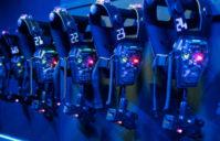 Lasergamen in de Bijlmerbajes